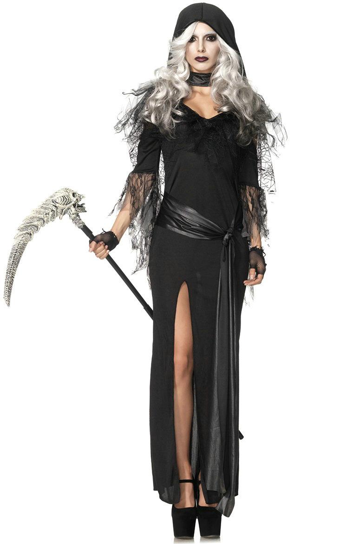 женский костюм смерти
