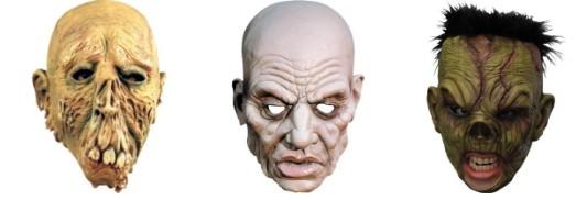 маски монстра для Хэллоуина